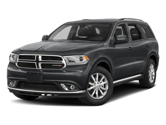 2018 Dodge Durango GT BILLET CLEARCOAT ENGINE 36L V6 24V VVT UPG I WESS  STD BLACK  LEATHER