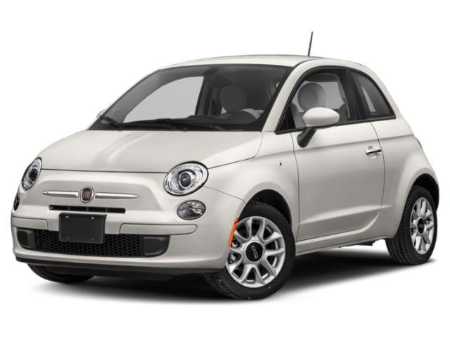 2018 FIAT 500 Lounge w/ Glass Roof