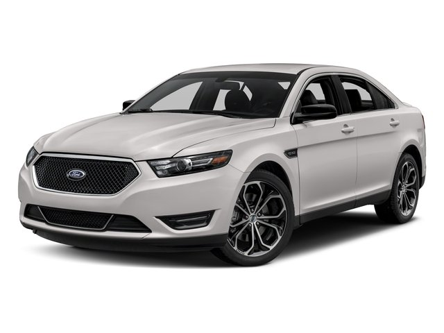 2018 Ford Taurus SHO Turbocharged All Wheel Drive Power Steering ABS 4-Wheel Disc Brakes Brake