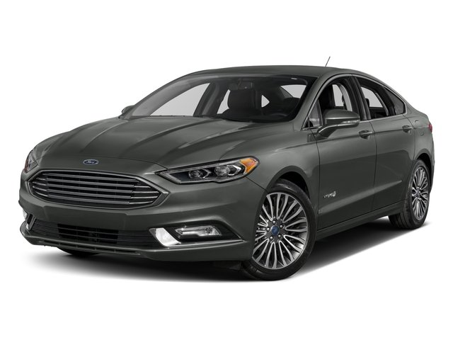 Used 2018 Ford Fusion Hybrid Anium Sedan