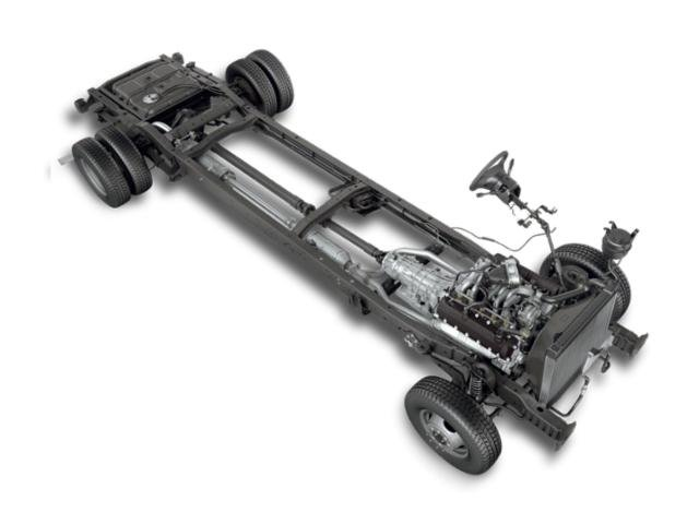 New 2018 Ford E-Series Stripped Chassis