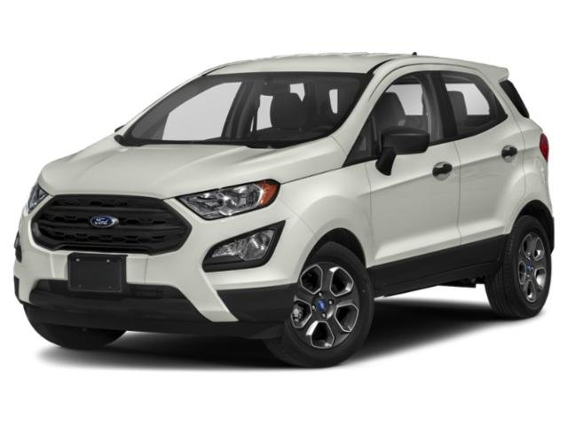 2018 Ford EcoSport S S FWD Intercooled Turbo Regular Unleaded I-3 1.0 L/61 [1]