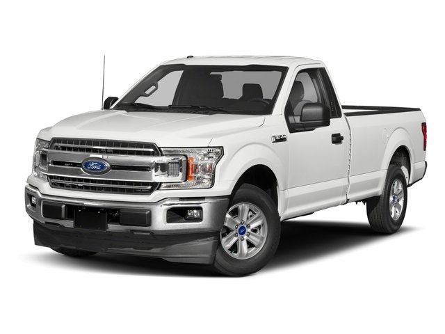 2018 Ford F-150 XLT 2WD REG CAB 8' BOX