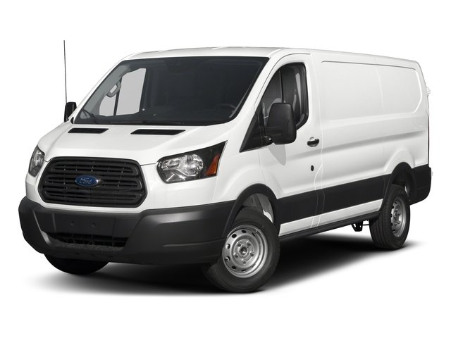 2018 Ford Transit Van w/60/40 Pass-Side Cargo Doors