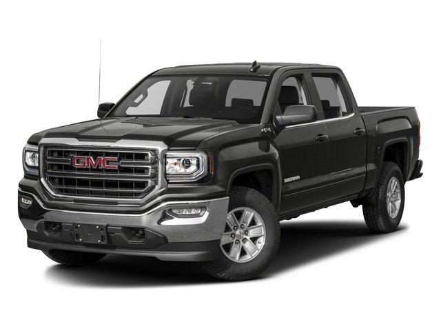 2018 GMC Sierra 1500 SLE LockingLimited Slip Differential Four Wheel Drive Tow Hooks Power Stee