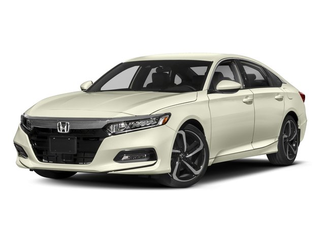 2018 Honda Accord Sedan Sport 1.5T CVT