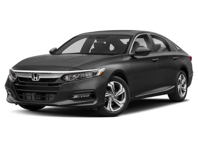2018 Honda Accord Sedan EX-L 20T Turbocharged Front Wheel Drive Power Steering ABS 4-Wheel Dis