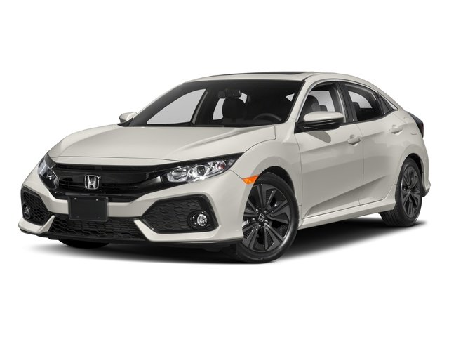 2018 Honda Civic Hatchback EX-L Navi