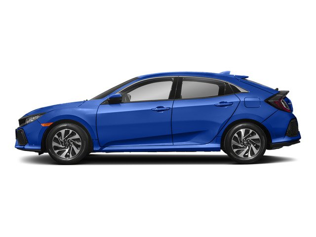 New 2018 Honda Civic Hatchback in Torrance, CA