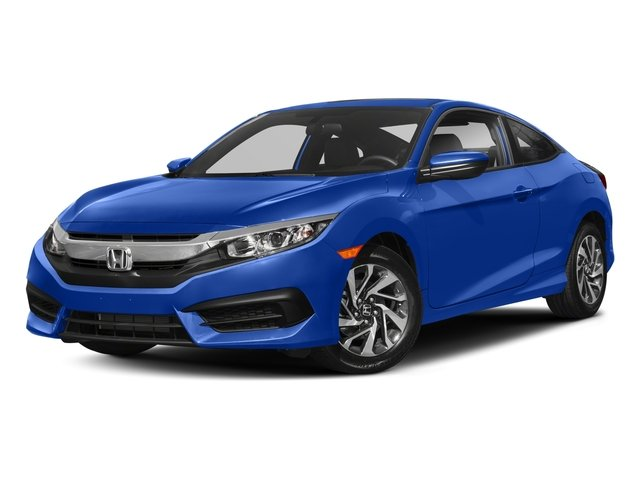 2018 Honda Civic Coupe LX-P LX-P CVT Regular Unleaded I-4 2.0 L/122 [19]
