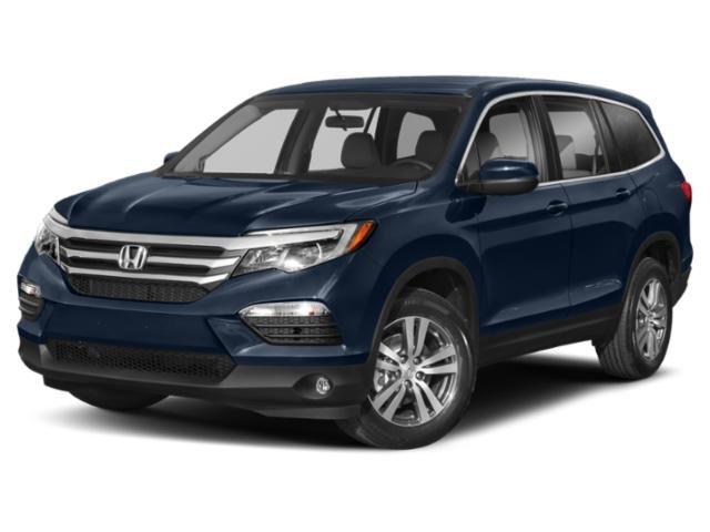 2018 Honda Pilot EX EX 2WD Regular Unleaded V-6 3.5 L/212 [18]