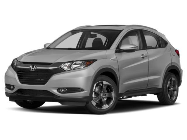 2018 Honda HR-V EX-L Navi EX-L Navi AWD CVT Regular Unleaded I-4 1.8 L/110 [2]