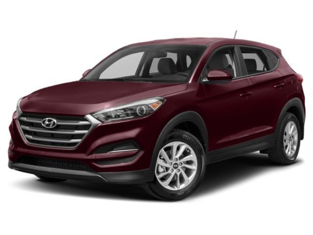 2018 Hyundai Tucson Limited Limited AWD Intercooled Turbo Regular Unleaded I-4 1.6 L/97 [6]