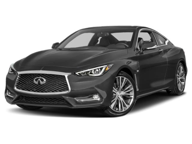 2018 INFINITI Q60 3.0t LUXE 3.0t LUXE AWD Twin Turbo Premium Unleaded V-6 3.0 L/183 [0]