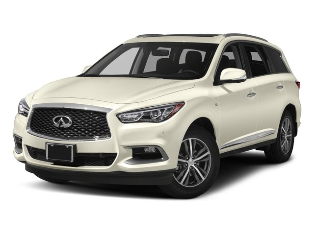 2018 INFINITI QX60 Base P02 PREMIUM PLUS PACKAGE  -inc INFINITI Navigation  8 WVGA color touch-