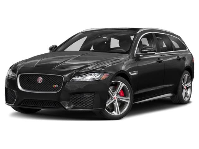 2018 Jaguar XF First Edition Supercharged All Wheel Drive Air Suspension Active Suspension Powe