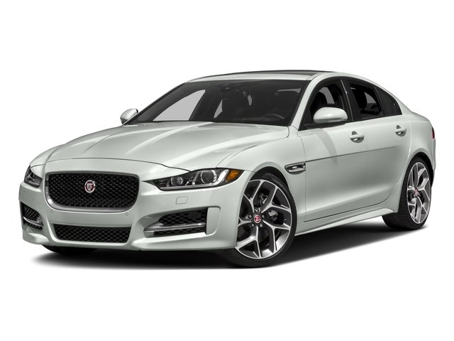 2018 Jaguar XE 25t R-Sport Turbocharged All Wheel Drive Power Steering ABS 4-Wheel Disc Brakes