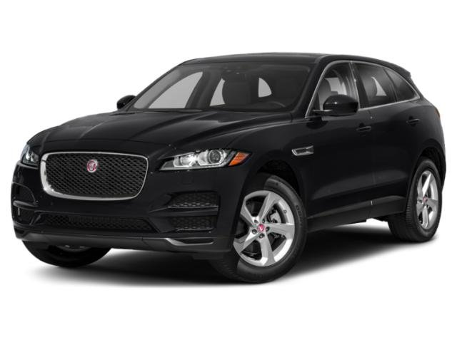2018 Jaguar F-PACE 35t Portfolio Supercharged All Wheel Drive Power Steering ABS 4-Wheel Disc B