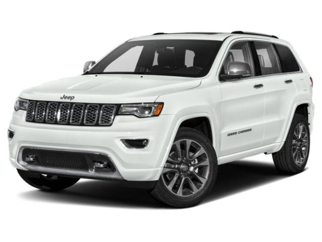2018 Jeep Grand Cherokee Overland photo
