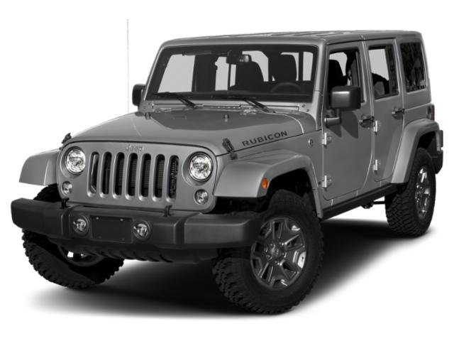 Used 2018 Jeep Wrangler JK Unlimited in Honolulu, Pearl City, Waipahu, HI