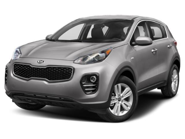 2018 KIA Sportage LX