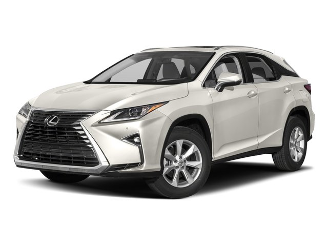 2018 Lexus RX RX 350 Front Wheel Drive Power Steering ABS 4-Wheel Disc Brakes Brake Assist Alu