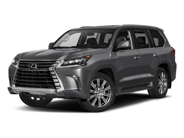 2018 Lexus LX LX  570 Four Wheel Drive Tow Hitch Air Suspension Active Suspension Power Steerin