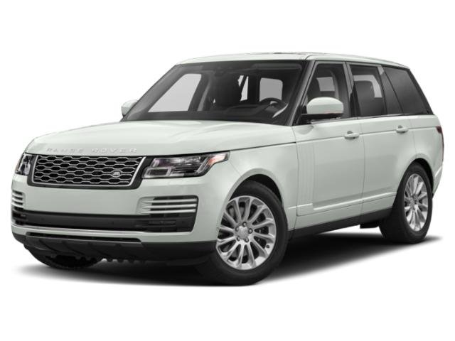 2018 Land Rover Range Rover 5.0L V8 Supercharged V8 Supercharged LWB Intercooled Supercharger Premium Unleaded V-8 5.0 L/305 [2]