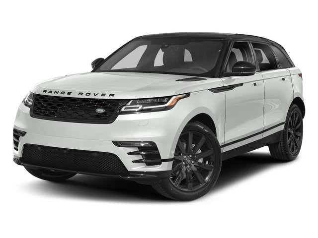 2018 Land Rover Range Rover Velar  Supercharged Four Wheel Drive Active Suspension Power Steerin