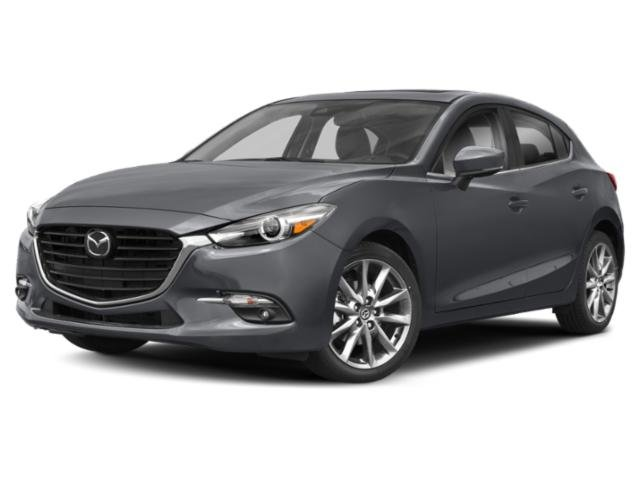 2018 Mazda Mazda3 5-Door Grand Touring DEEP CRYSTAL BLUE MICA PREMIUM EQUIPMENT PACKAGE  -inc Hig