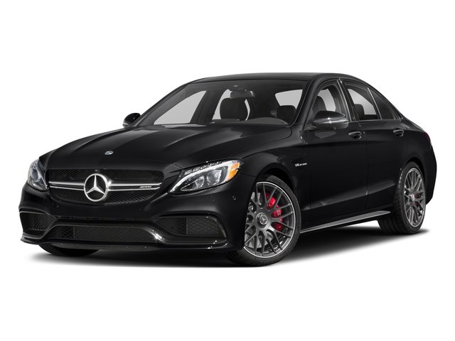 2018 Mercedes C-Class AMG C 63 S Turbocharged Rear Wheel Drive Active Suspension Power Steering