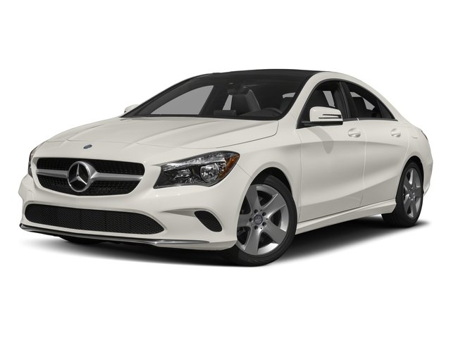 2018 Mercedes CLA CLA 250 Turbocharged Front Wheel Drive Power Steering ABS 4-Wheel Disc Brakes