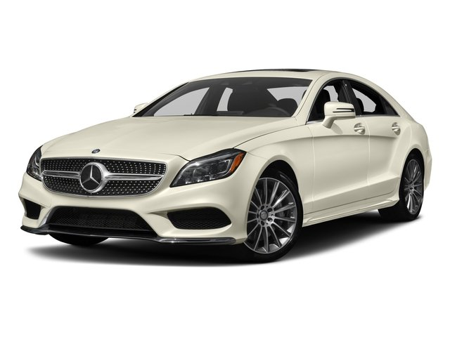 2018 Mercedes CLS CLS 550 Turbocharged All Wheel Drive Air Suspension Active Suspension Power S