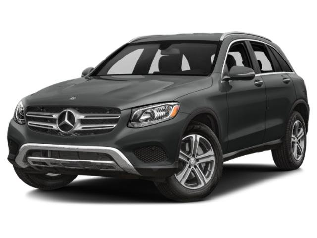 2018 Mercedes GLC GLC 300 Turbocharged All Wheel Drive Active Suspension Power Steering ABS 4-