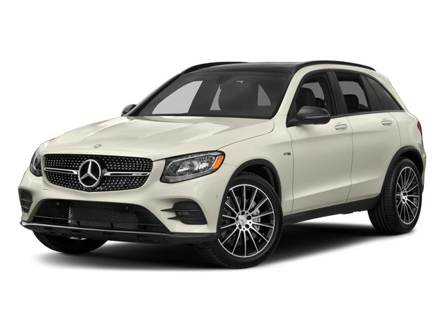2018 Mercedes GLC AMG GLC 43 Turbocharged All Wheel Drive Air Suspension Active Suspension Powe