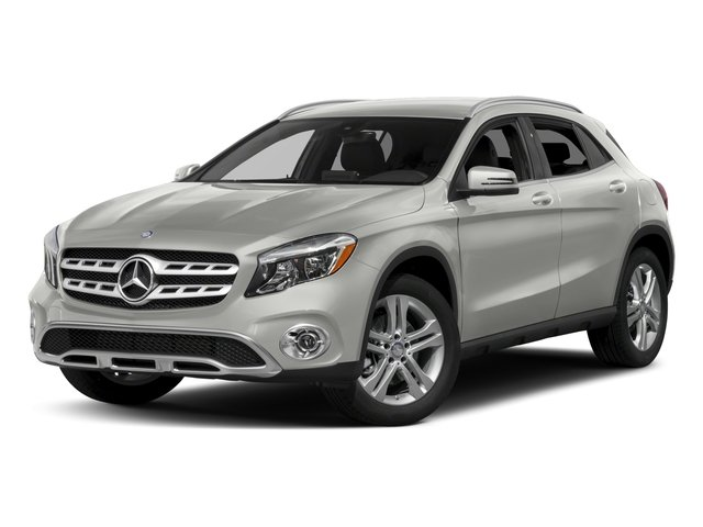 2018 Mercedes GLA GLA 250 Turbocharged All Wheel Drive Power Steering ABS 4-Wheel Disc Brakes