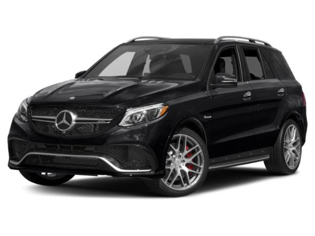 2018 Mercedes-Benz GLE AMG GLE 63