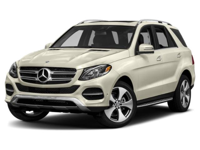 2018 Mercedes-Benz GLE GLE 350 GLE 350 4MATIC SUV Premium Unleaded V-6 3.5 L/213 [6]