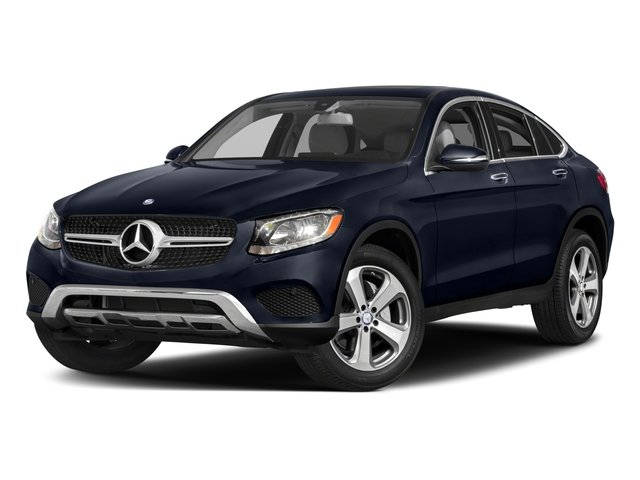 2018 Mercedes-Benz GLC GLC 300 GLC 300 4MATIC Coupe Intercooled Turbo Premium Unleaded I-4 2.0 L/121 [0]