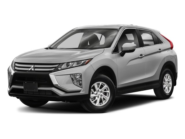 2018 Mitsubishi Eclipse Cross ES Turbocharged Front Wheel Drive Power Steering ABS 4-Wheel Disc