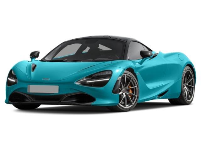 2018 McLaren 720S Luxury Turbocharged Rear Wheel Drive Active Suspension Power Steering ABS 4-