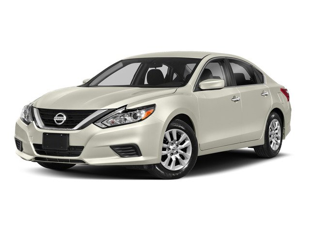 2018 Nissan Altima 2.5 SR 2.5 SR Sedan Regular Unleaded I-4 2.5 L/152 [4]