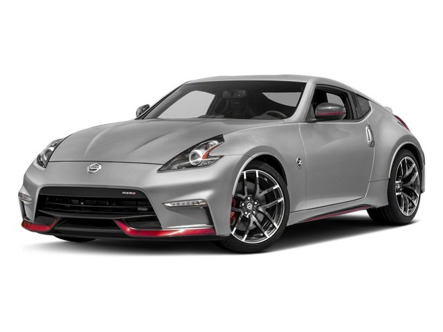 2018 Nissan 370Z Coupe NISMO Rear Wheel Drive Power Steering ABS 4-Wheel Disc Brakes Brake Assi