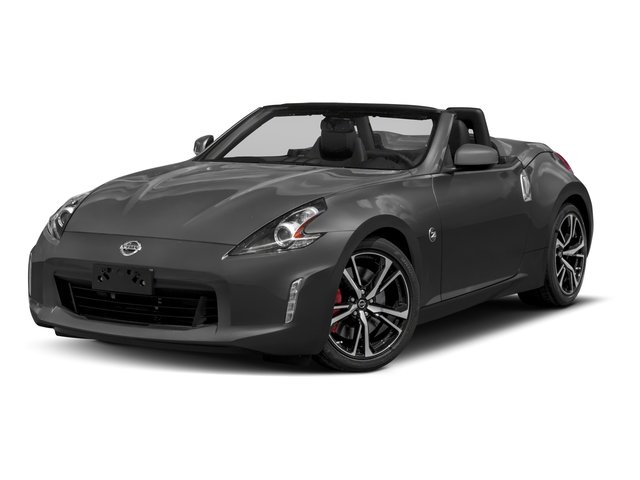 2018 Nissan 370Z Roadster Touring Sport Rear Wheel Drive Power Steering ABS 4-Wheel Disc Brakes