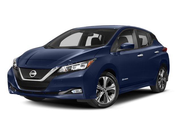 Used 2018 Nissan LEAF in Bellingham, WA