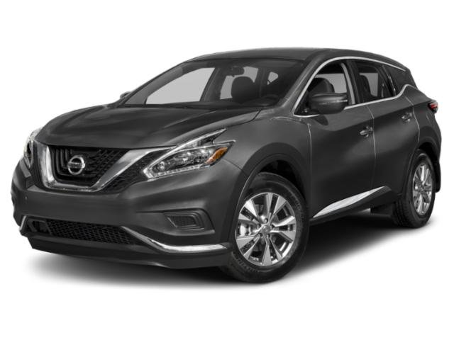 2018 Nissan Murano SV AWD SV Regular Unleaded V-6 3.5 L/213 [1]