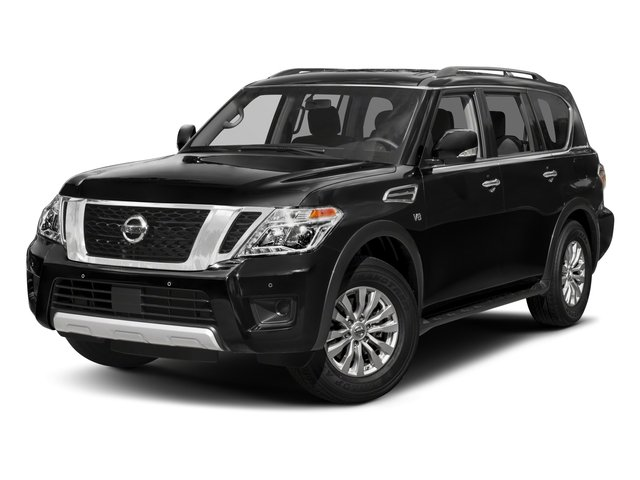 2018 Nissan Armada SV All Wheel Drive Tow Hitch Air Suspension Power Steering ABS 4-Wheel Disc