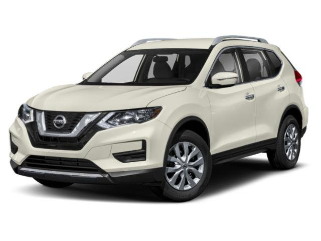 2018 Nissan Rogue SV AWD SV Regular Unleaded I-4 2.5 L/152 [12]