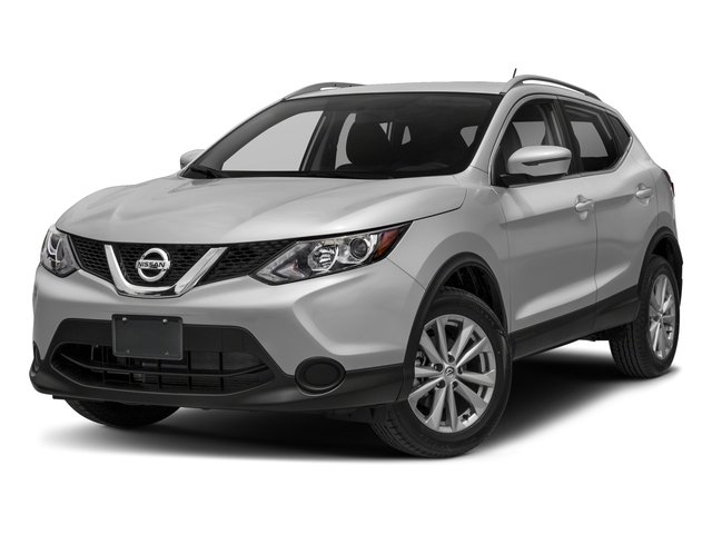2018 Nissan Rogue Sport S 2018.5 AWD S Regular Unleaded I-4 2.0 L/122 [8]
