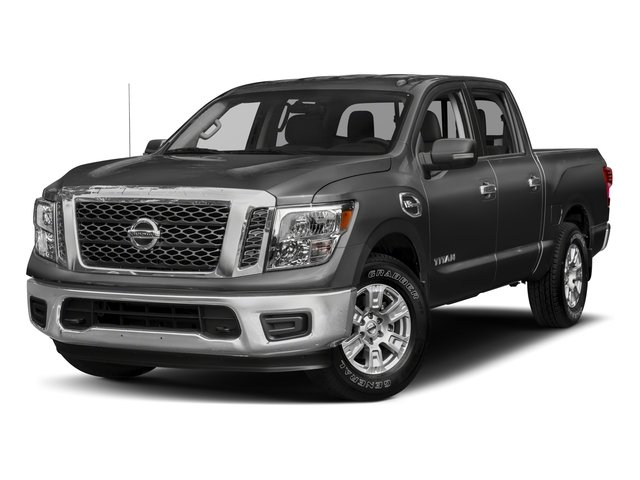 2018 Nissan Titan SV Rear Wheel Drive Power Steering ABS 4-Wheel Disc Brakes Brake Assist Alum